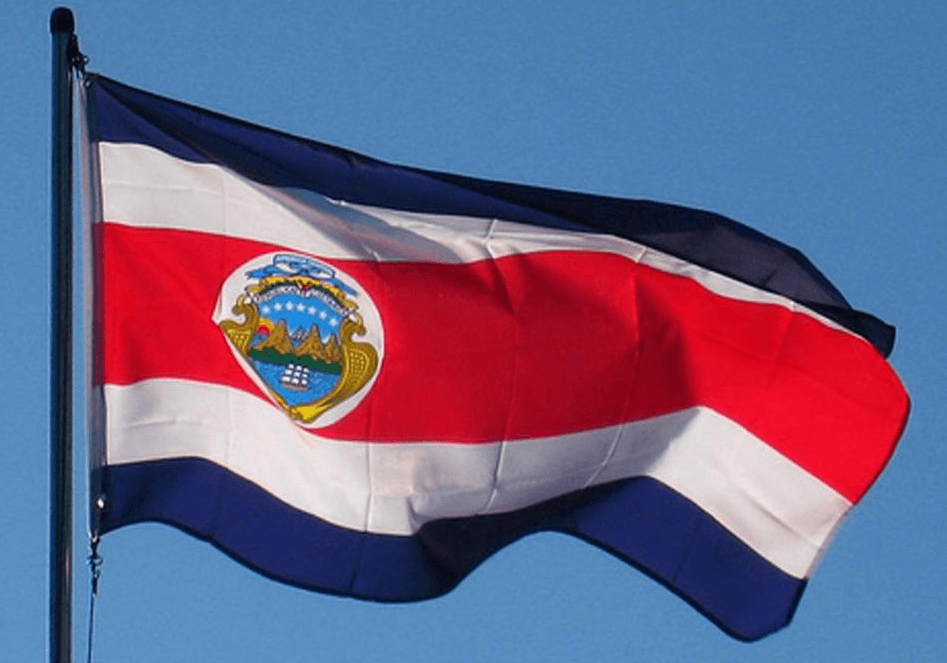 Embassy opens in Costa Rica